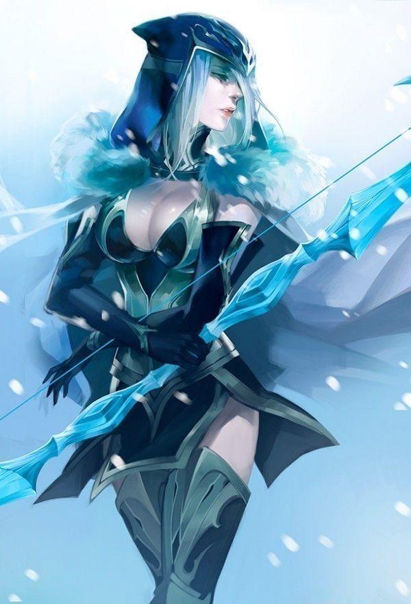 Рисунки League Of Legends (5)