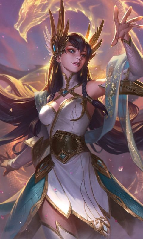 Рисунки League Of Legends (7)