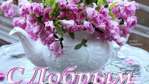 Романтические картинки для девушки с добрым утром (15)