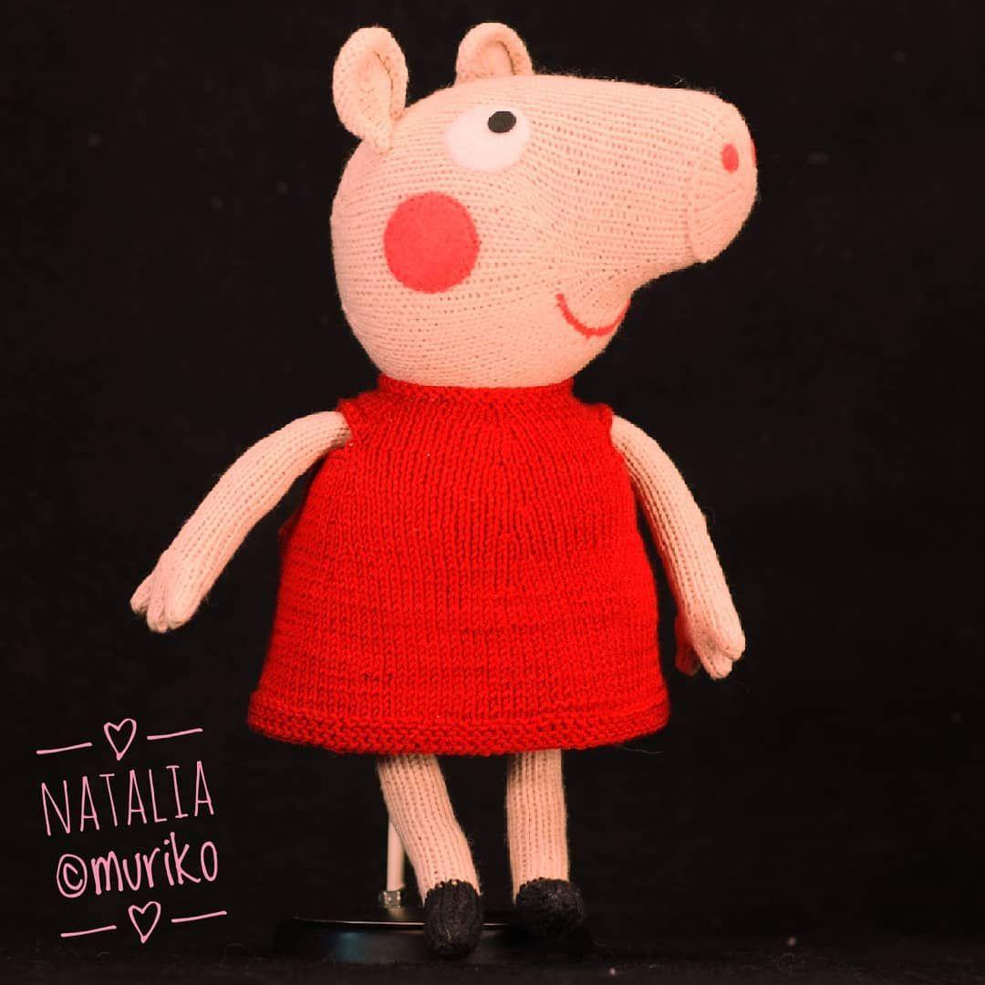 Свинка Пеппа прикольные картинки для детей и малышей (1)