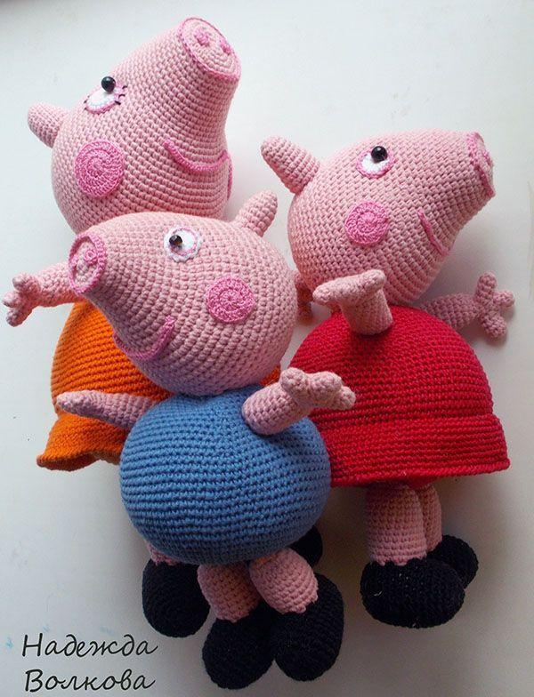 Свинка Пеппа прикольные картинки для детей и малышей (14)