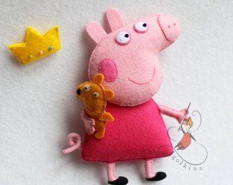 Свинка Пеппа прикольные картинки для детей и малышей (16)