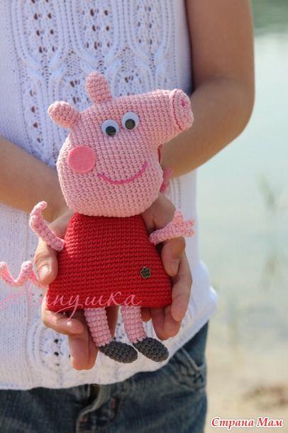 Свинка Пеппа прикольные картинки для детей и малышей (20)