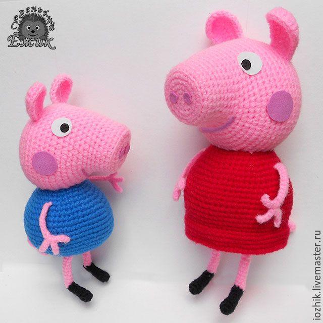 Свинка Пеппа прикольные картинки для детей и малышей (22)