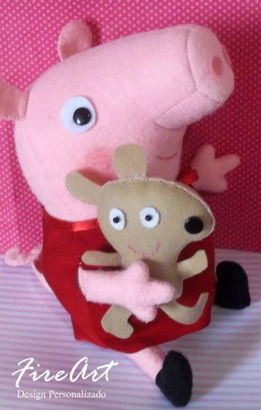 Свинка Пеппа прикольные картинки для детей и малышей (3)