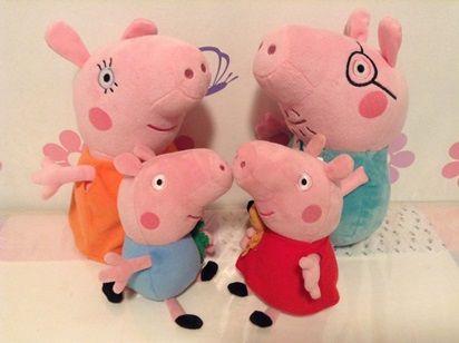 Свинка Пеппа прикольные картинки для детей и малышей (35)