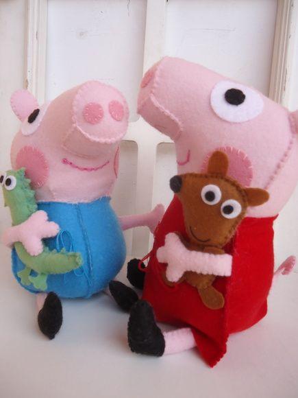 Свинка Пеппа прикольные картинки для детей и малышей (5)