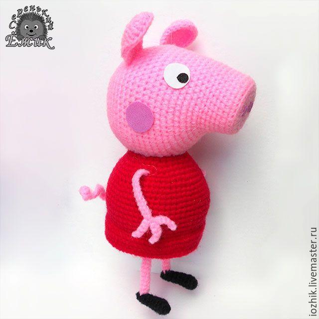 Свинка Пеппа прикольные картинки для детей и малышей (6)