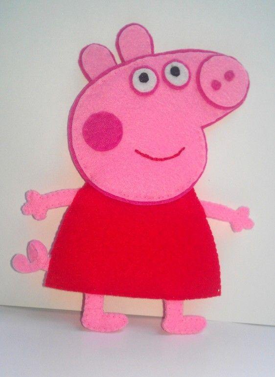 Свинка Пеппа прикольные картинки для детей и малышей (7)