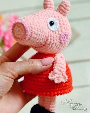 Свинка Пеппа прикольные картинки для детей и малышей (8)