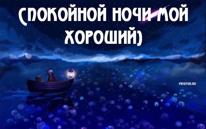 Спокойной ночи царь - прикольные открытки (12)