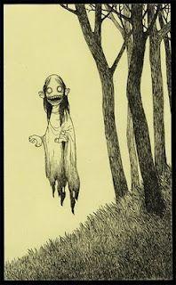 Страшные рисунки карандашом - подборка (22)
