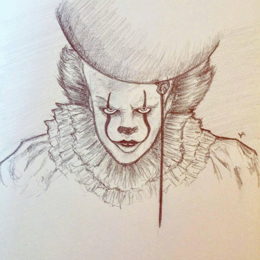 Страшные рисунки карандашом   подборка (4)
