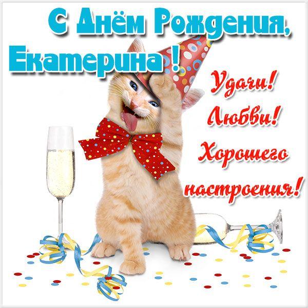 С днем рождения картинки красивые для женщины Екатерине (12)