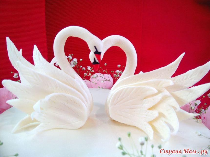 Торты на годовщину свадьбы - красивые и прикольные фото (4)