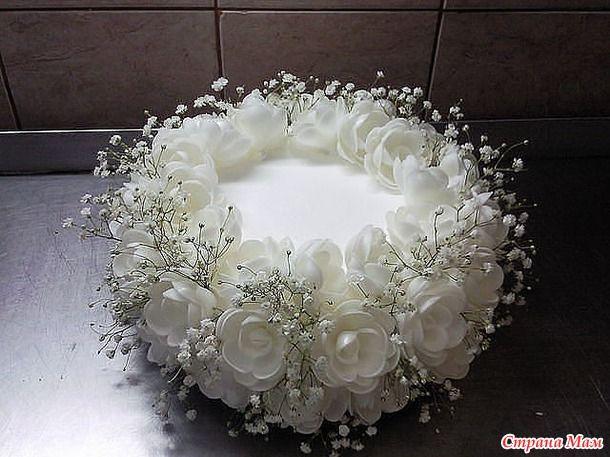 Торты на годовщину свадьбы - красивые и прикольные фото (7)