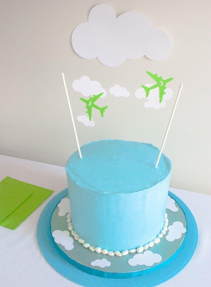 Торты самолеты фото и картинки (10)