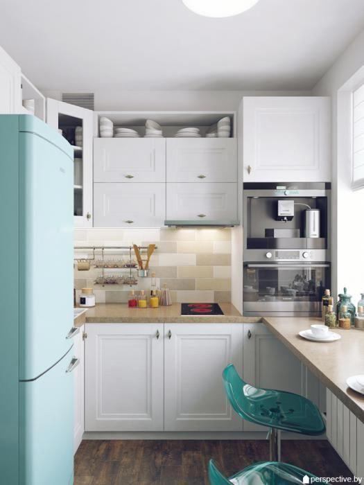 Удивительные картинки кухни моей мечты - подборка фото (22)