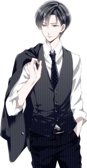 Фотки аниме парней крутые (18)