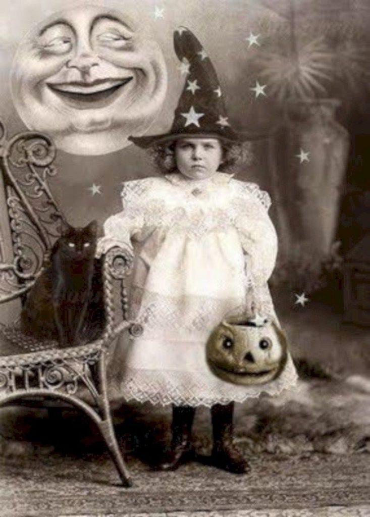 Хэллоуинские рисунки и изображения (1)