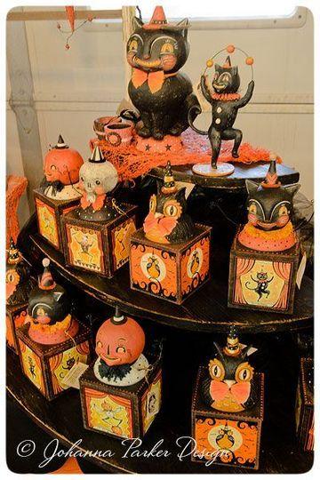 Хэллоуинские рисунки и изображения (19)