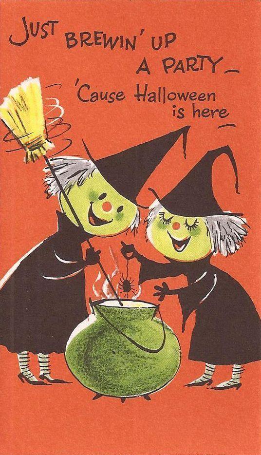 Хэллоуинские рисунки и изображения (2)