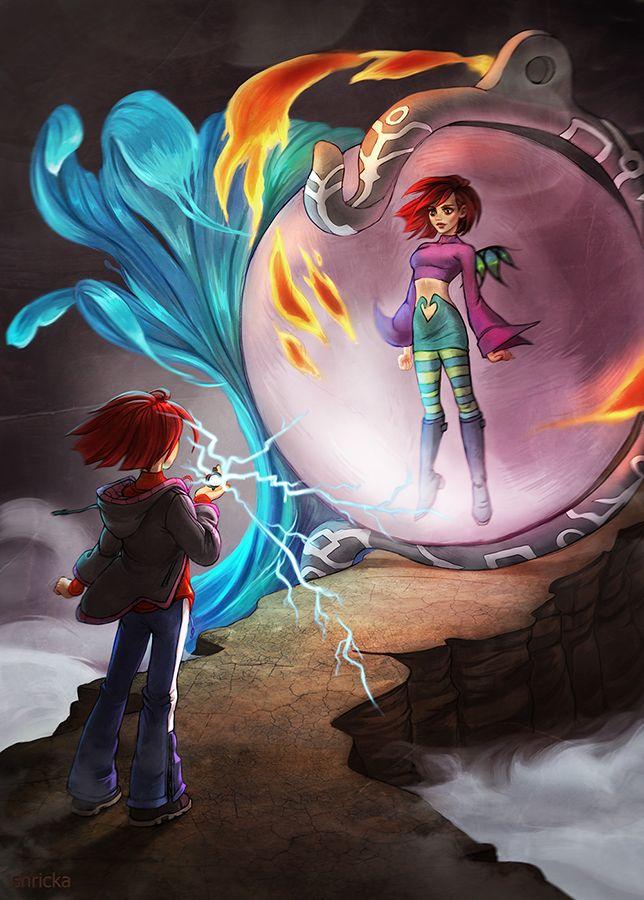 Чародейки мультсериал картинки для детей (14)