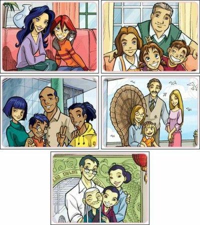 Чародейки мультсериал картинки для детей (5)