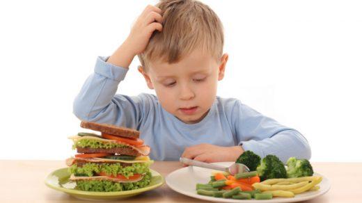 Что можно кушать при отравлении ребенку 1