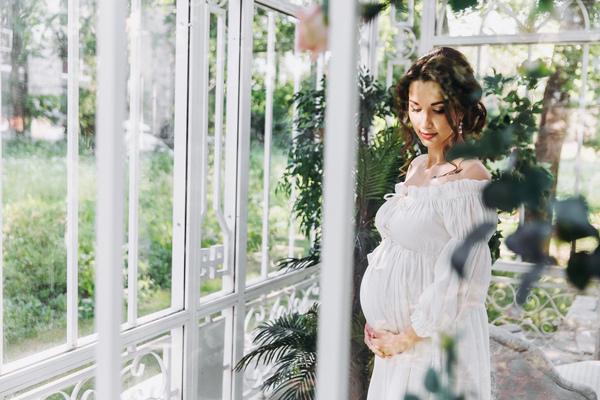 Будуарная фотосессия беременной женщины   лучшие фото (13)