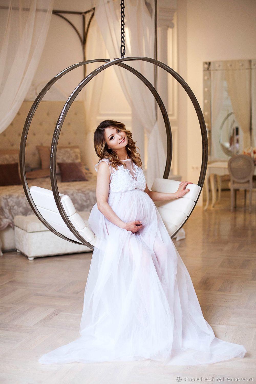 Будуарная фотосессия беременной женщины   лучшие фото (15)