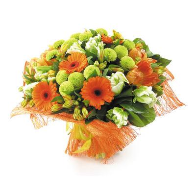 Букеты из цветов на 1 сентября - фото идеи (6)