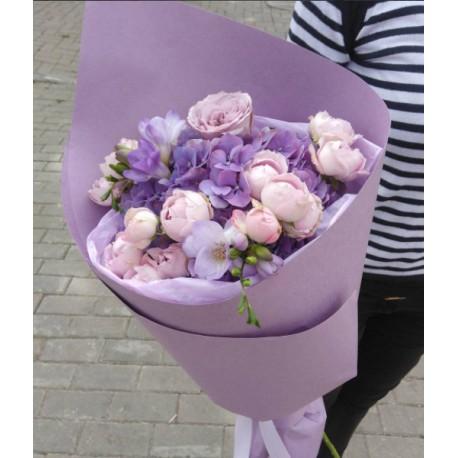 Букет из роз на первое сентября - фото и картинки (15)