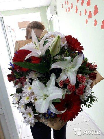 Букет из роз на первое сентября - фото и картинки (16)