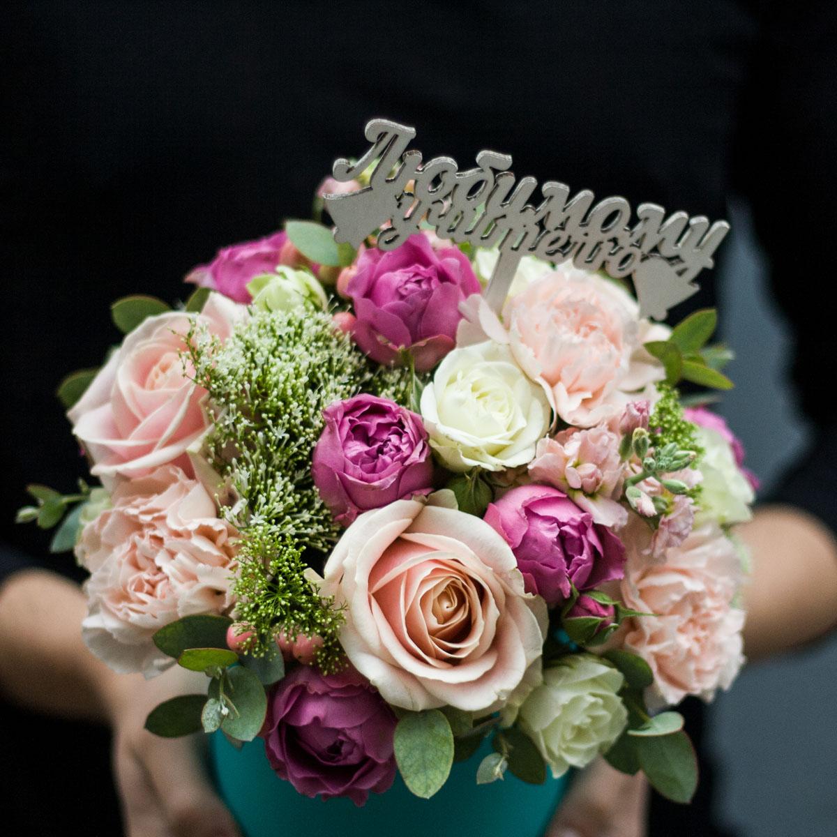 Букет из роз на первое сентября   фото и картинки (25)