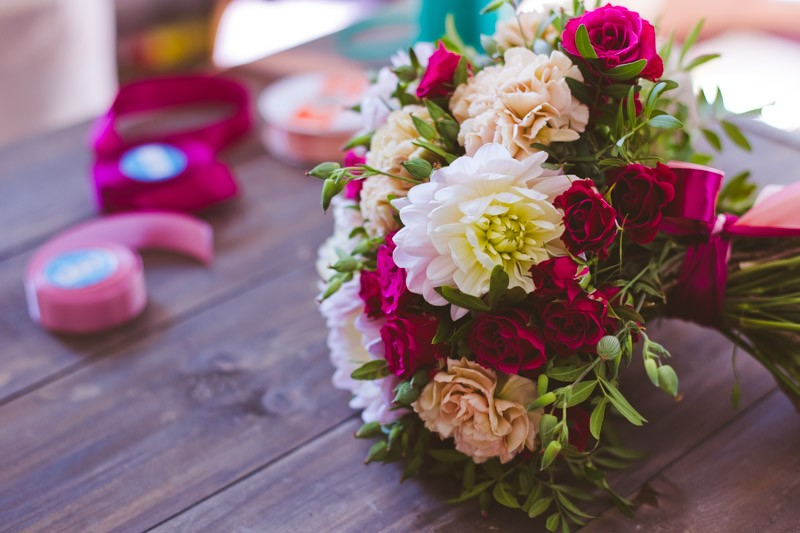 Букет из роз на первое сентября - фото и картинки (4)