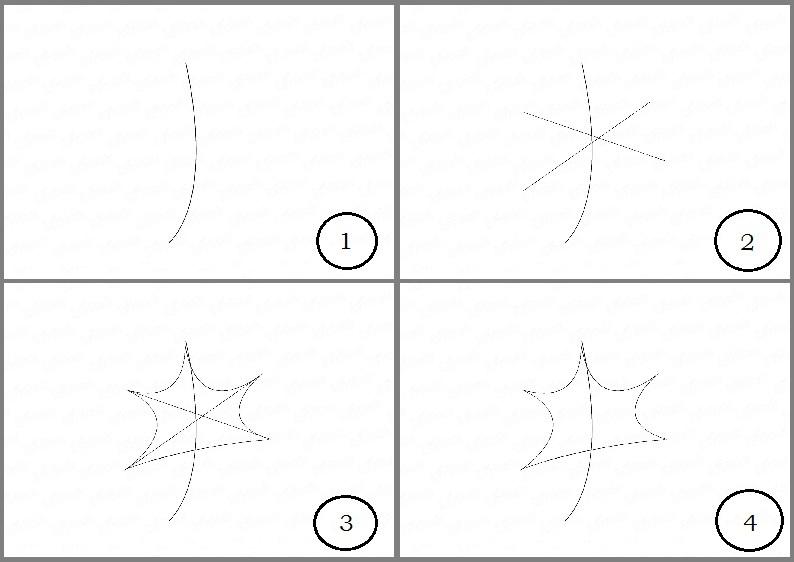 Как поэтапно нарисовать осенний лист карандашом для начинающих - рисунки (22)