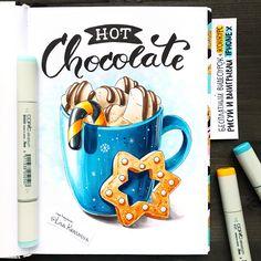Картинки для срисовки маркерами - лучшая сборка (16)