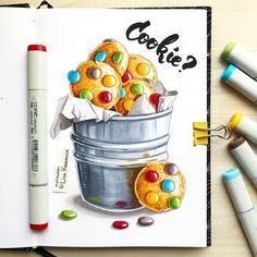 Картинки для срисовки маркерами - лучшая сборка (18)