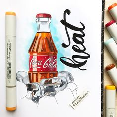 Картинки для срисовки маркерами - лучшая сборка (19)