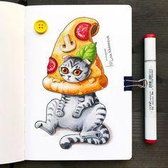 Картинки для срисовки маркерами - лучшая сборка (22)