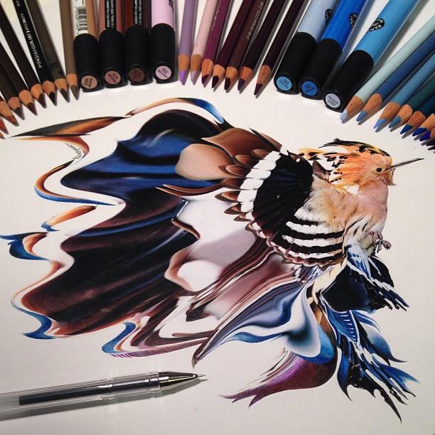 Картинки для срисовки маркерами - лучшая сборка (29)