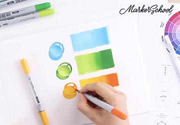 Картинки для срисовки маркерами - лучшая сборка (34)