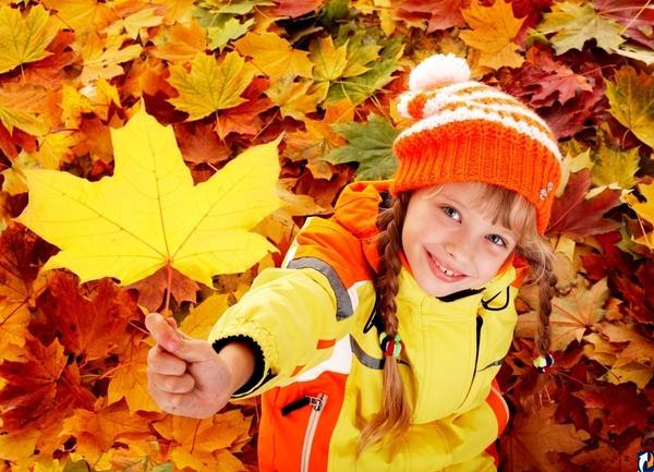 Картинки осень сентябрь, октябрь и ноябрь для детей (12)
