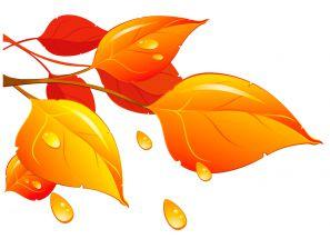 Картинки осень сентябрь, октябрь и ноябрь для детей (20)