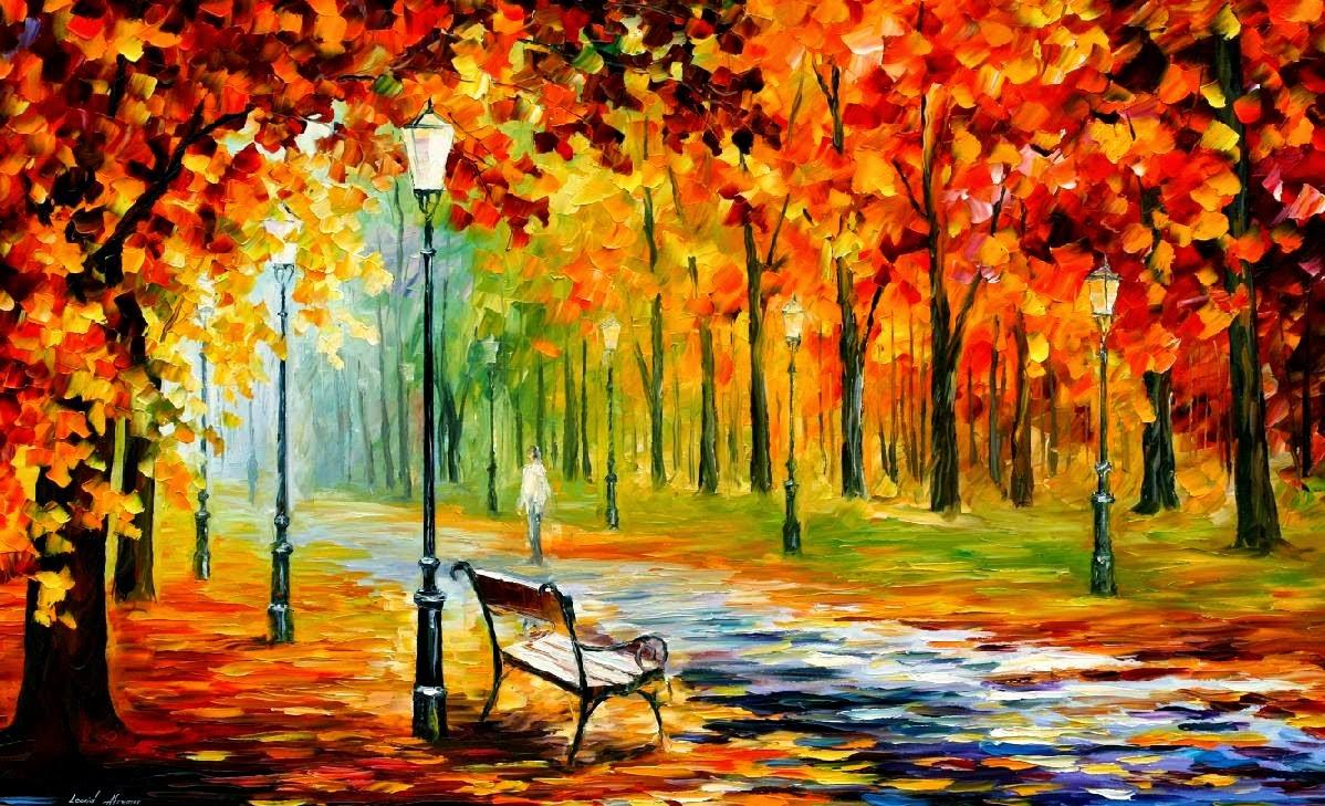 Картинки осень сентябрь, октябрь и ноябрь для детей (22)
