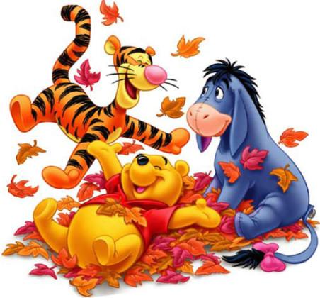 Картинки осень сентябрь, октябрь и ноябрь для детей (8)