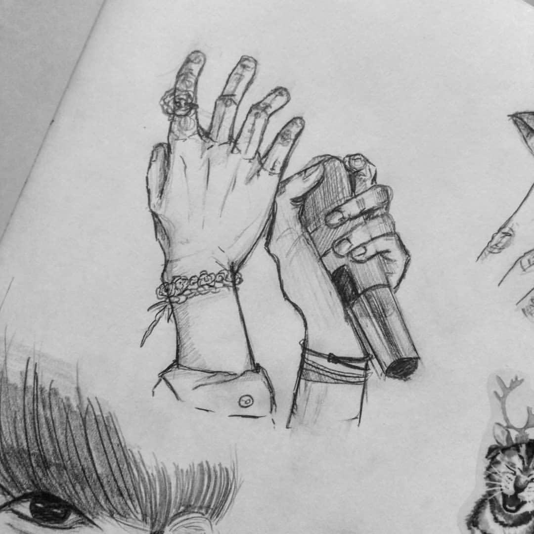 Картинки bts карандашом для срисовки   подборка (19)