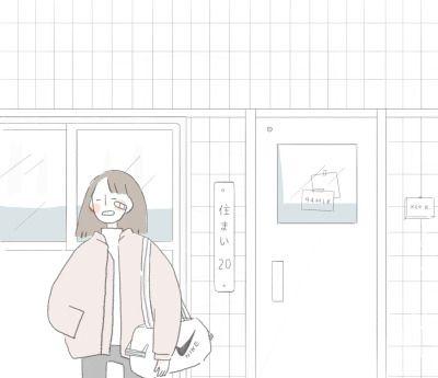 Корейские рисунки для срисовки (13)