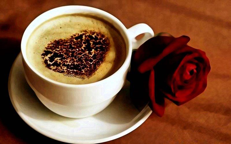 Кофе любимому картинки и открытки приятные (26)